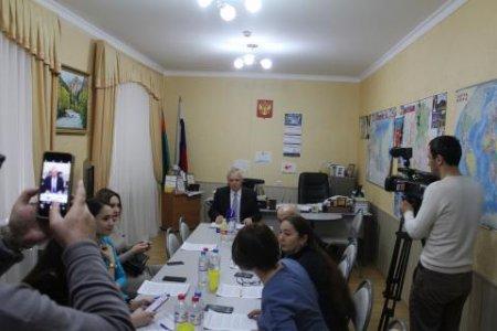 В антимонопольной службе Карачаево-Черкесии прошла пресс-конференция, посвященная 15-летию ФАС России