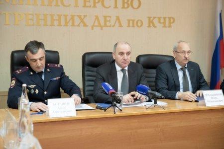В МВД по Карачаево-Черкесии состоялась расширенная коллегия по итогам работы ведомства за 2019 год
