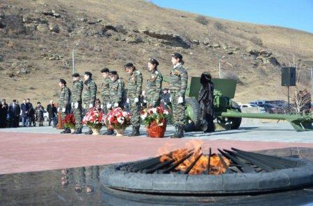 В Карачаево-Черкесии отметили 77-ую годовщину освобождения перевалов Кавказа