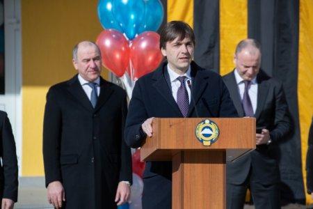 В Карачаево-Черкесии открылся новый корпус крупнейшей в республике гимназии