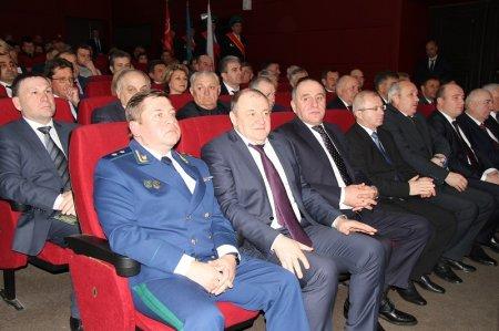 Военнослужащих, ветеранов и участников боевых действий, сотрудников правоохранительных органов поздравили с Днем защитника Отечества